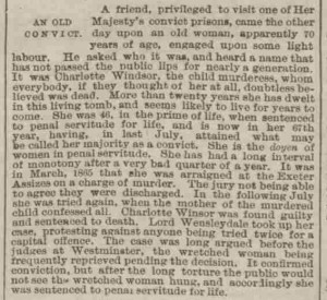Northampton Mercury - Saturday 13 November 1886