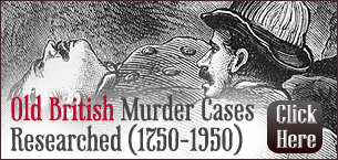 Old British News - Death Sentences