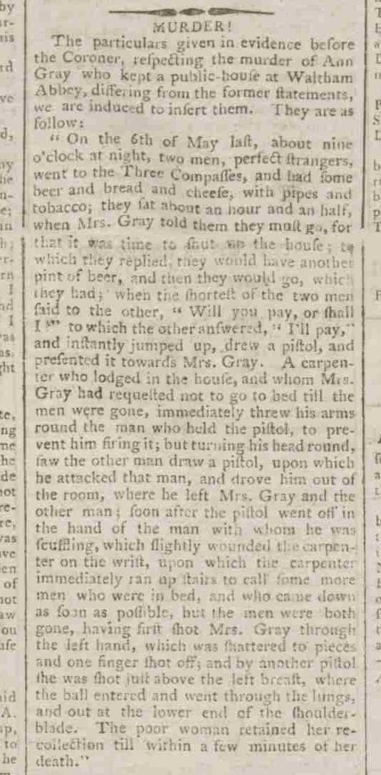 Hereford Journal - Wednesday 05 July 1797